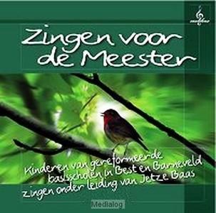 Zingen voor de meester (CD)