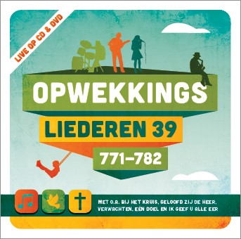 Opwekking 39 cd + dvd  (771-782) (Product)