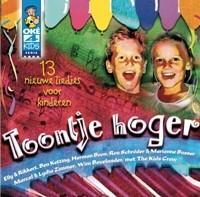 Toontje Hoger - backingtrack (CD)