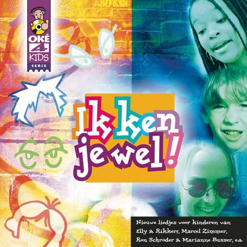 Ik ken je wel! - backingtrack (CD)