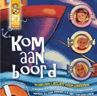 Kom aan boord - backingtrack (CD)