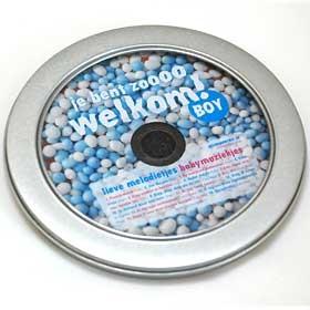 Je bent zoooo welkom BOY (CD)