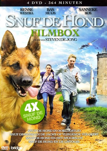 Snuf de Hond Collectie (4-DVD-box) (Product)