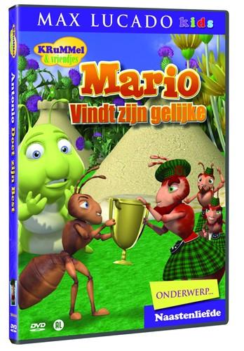 Krummel (Max Lucado) - Mario Vind Zijn G (DVD)