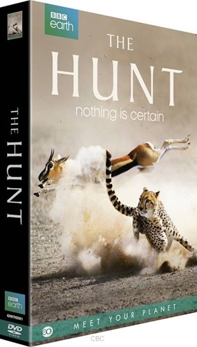 The Hunt (EO-BBC Earth DVD) (DVD)