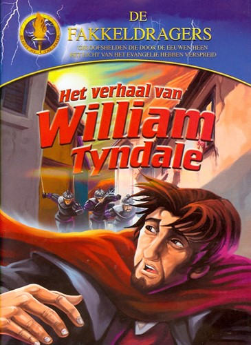 Het verhaal Van William Tyndale (DVD)