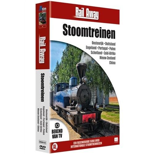 Rail Away : Stoomtreinen (DVD)