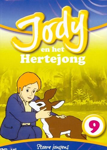 Jody en het Hertejong deel 09 (DVD)