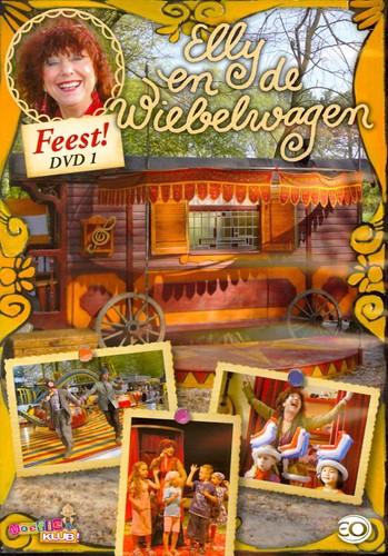 Elly & De Wiebelwagen 1 (DVD)