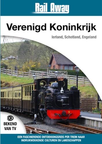 Rail Away Verenigd Koninkrijk (DVD)