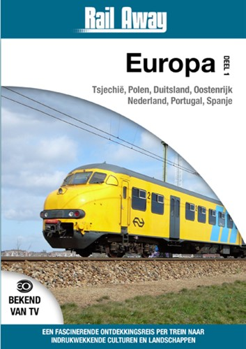 Rail Away Europa Deel 1 (DVD)