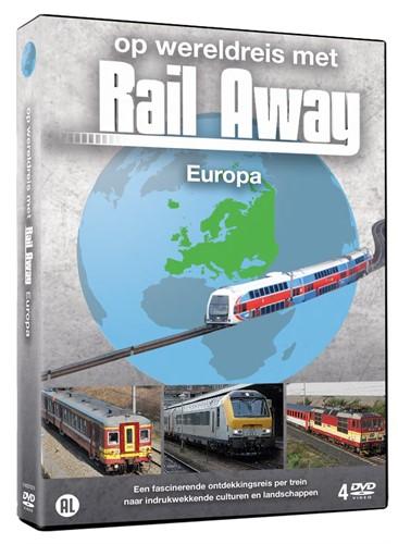 Rail Away - Europa (DVD)