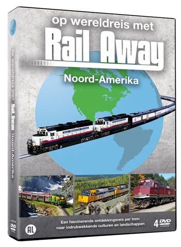 Rail Away - Noord-Amerika (DVD)