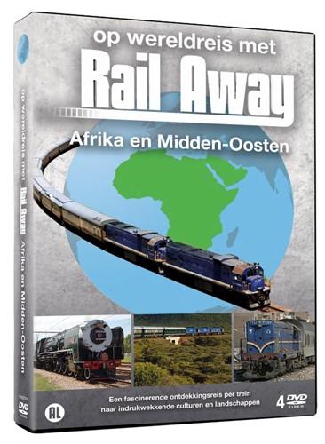 Rail Away - Afrika & Midden Oosten (DVD)