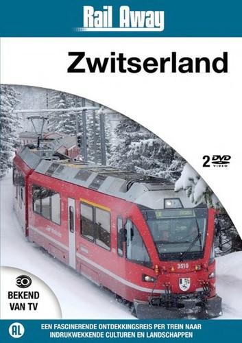 Rail Away Zwitserland (DVD)