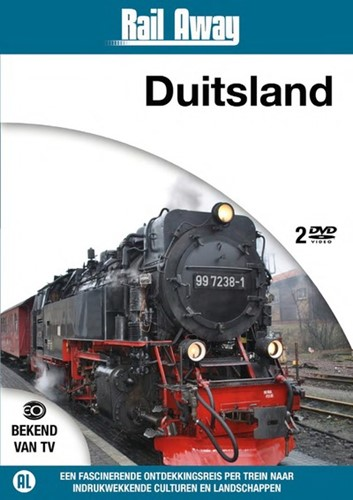 Rail Away Duitsland (Product)