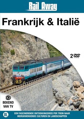Rail Away Frankrijk & Italie (DVD)