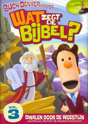Wat Zegt De Bijbel? - deel 3 (DVD)