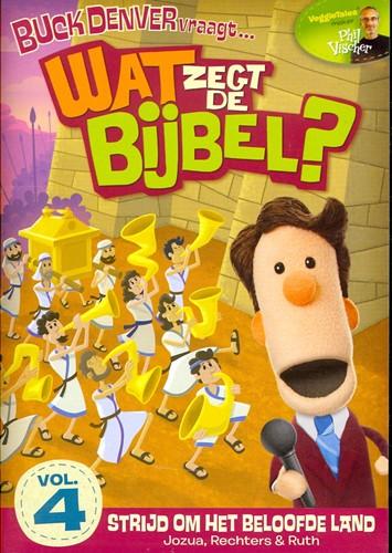 Wat Zegt De Bijbel? - deel 4 (DVD)