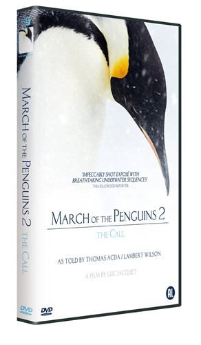 March Of The Penguins 2 (DVD)