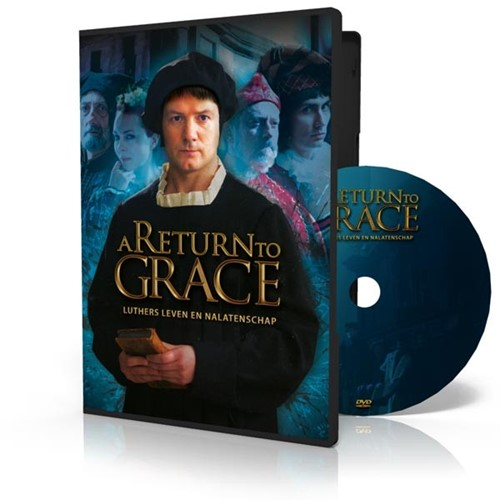Return To Grace (DVD)