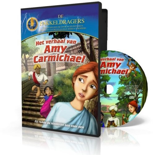 Verhaal Van Amy Carmichael, Het (DVD)