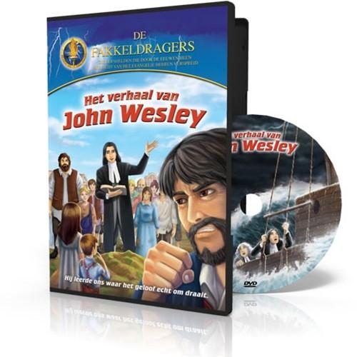 Verhaal Van John Wesley, Het (DVD)