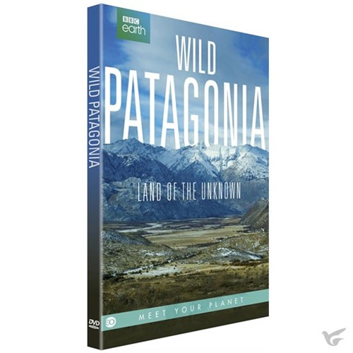 Wild Patagonia (BBC Earth) (DVD)