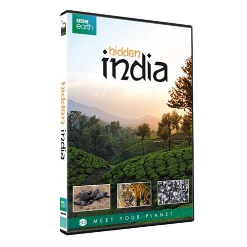 Hidden India (BBC Earth DVD) (DVD)