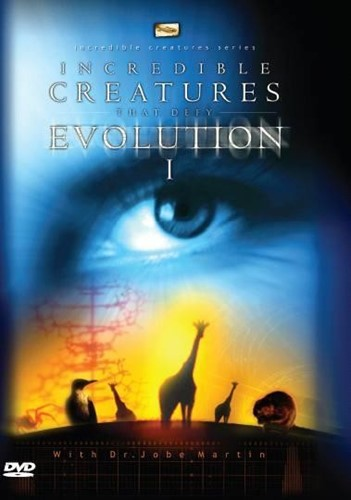 Incredible creatures that defy evolution 1 (DVD)