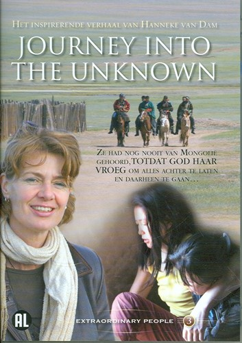 Journey into the unknown (DVD)