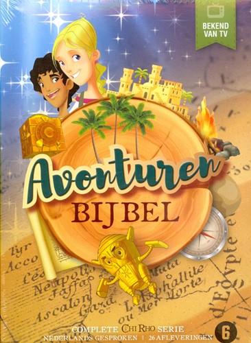 Avonturenbijbel (DVD)