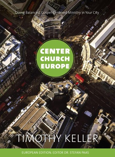 Center church Europe (Paperback)