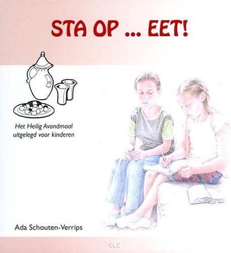 Sta op, eet! (Hardcover)