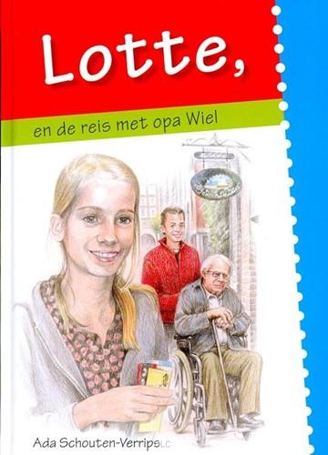 Lotte, en de reis met opa Wiel (Hardcover)