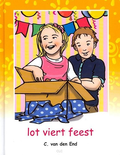 Lot viert feest (Hardcover)
