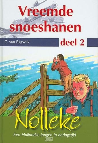 2 vreemde snoeshanen (Hardcover)