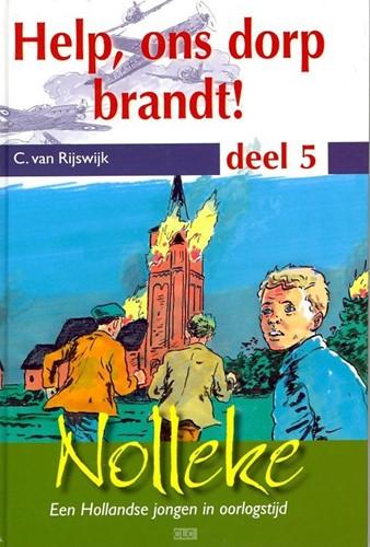 Help, ons dorp brandt! (Hardcover)