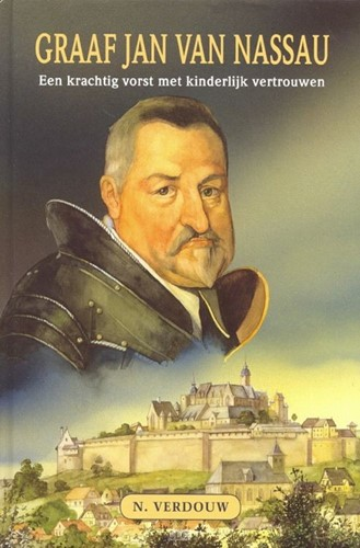 Graaf Jan van Nassau (Hardcover)
