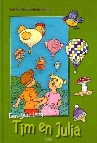 Een jaar lang Tim en Julia (Hardcover)