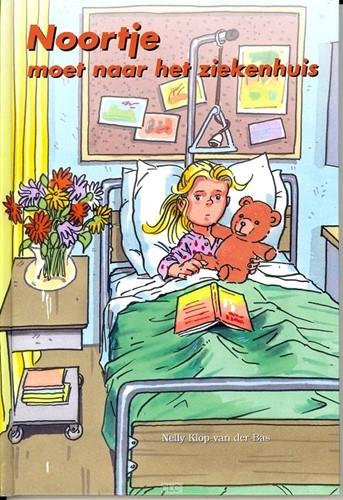 Noortje moet naar het ziekenhuis (Boek)
