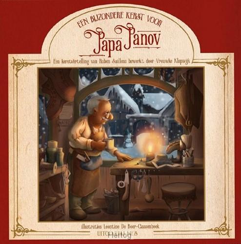 Het bijzondere kerstfeest van papa Panov (Hardcover)