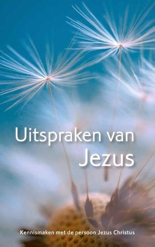 Uitspraken van Jezus (Paperback)