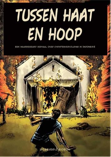 Tussen haat en hoop (Boek)