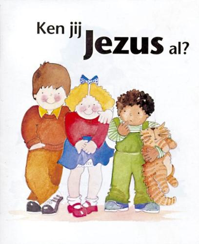 Ken jij Jezus al? (Paperback)