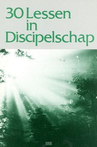 Dertig lessen in discipelschap (Boek)