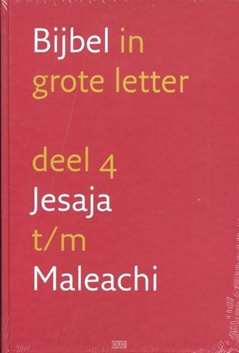 4 Jesaja t/m Maleachi (Hardcover)