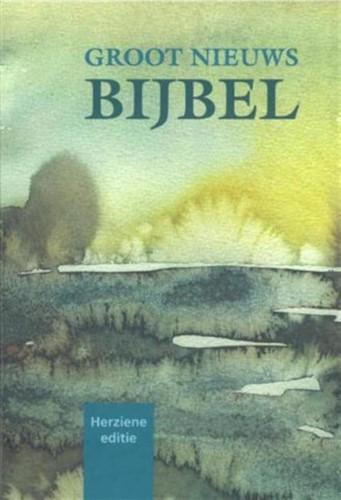 Bijbel groot nieuws bijbel (Hardcover)