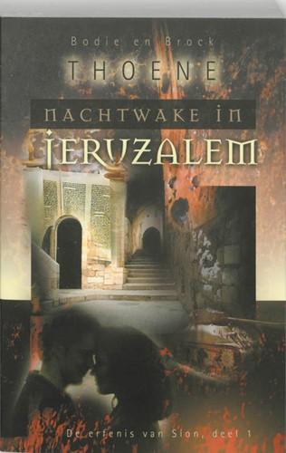 1 Nachtwake in Jeruzalem (Paperback)
