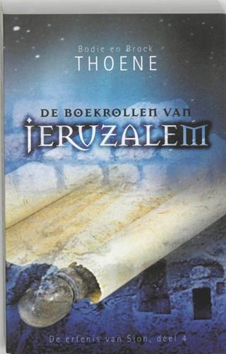 4 De boekrollen van Jeruzalem (Paperback)